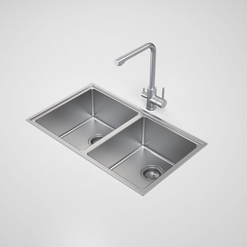 Compass Double Bowl Sink [154298]