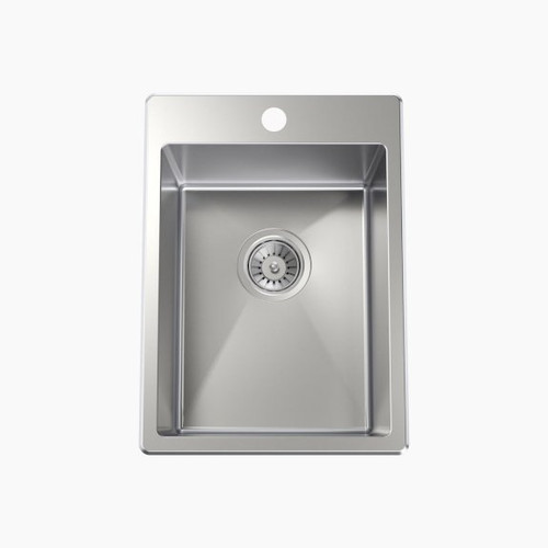 Square 25L Laundry Sink 1TH [156449]