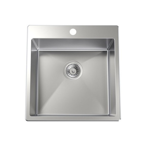 Square 35L Laundry Sink 1TH [156451]