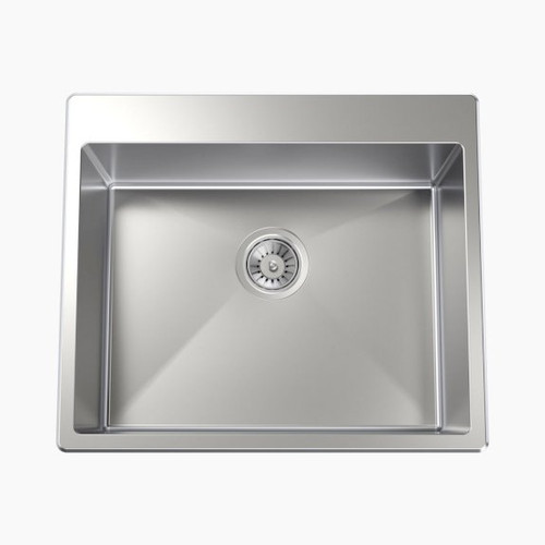 Square 45L Laundry Sink 0TH [156454]