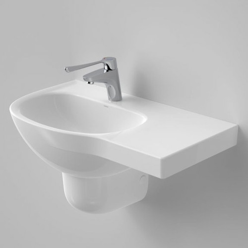 Care 700 Wall Basin with Right Hand Shelf - 1TH [192200]