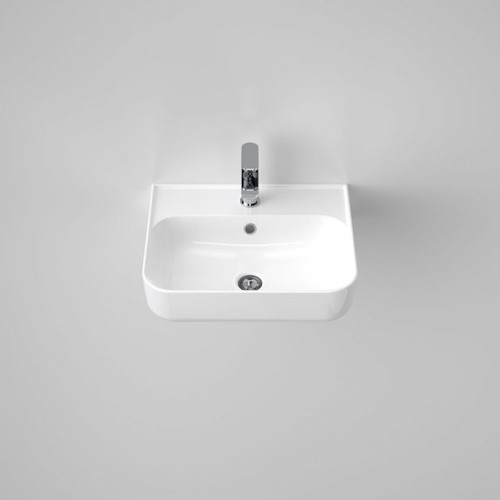 Tribute Rectangle 500 Wall Basin 1TH OF [192230]