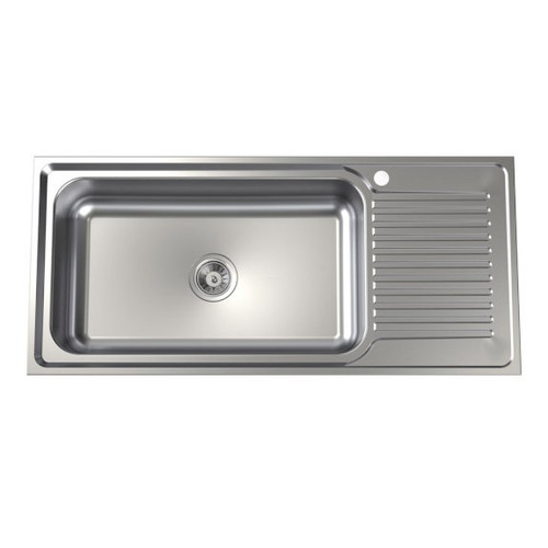 Punch Mega Bowl Sink - 1TH, LHB [192387]
