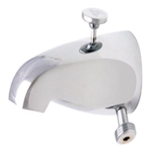 """Economy Bath Diverter1/2"""" Bsp Only Chrome [043166]"""