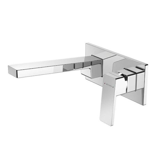 Blaze Plate Mount Basin Mixer with 200mm Spout [165555]