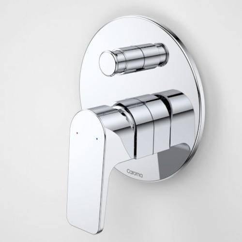 Morgana Bath/Shower Mixer With Diverter Round [153006]