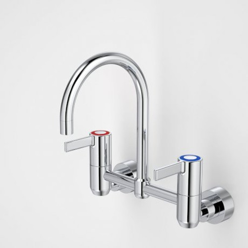 G Series+ Exposed Wall Sink Set (200mm outlet + 80mm handles) [192945]