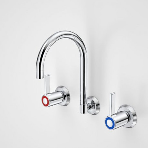 G Series+ Concealed Wall Sink Set (200mm outlet + 80mm handles) [192949]