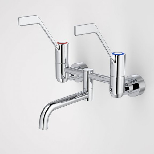 G Series+ Underslung Exposed Wall Sink Set (160mm outlet + 150mm handles) [192952]