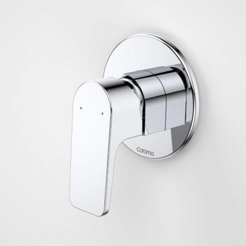 Morgana Bath/Shower Mixer Round [153015]