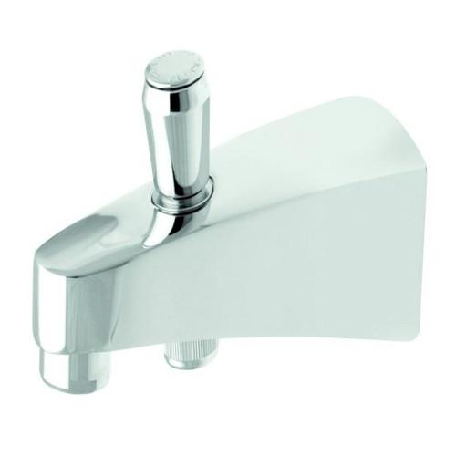 "Deluxe Bath Diverter1/2"" & 3/4"" Bsp Adapter Chrome [193986]"