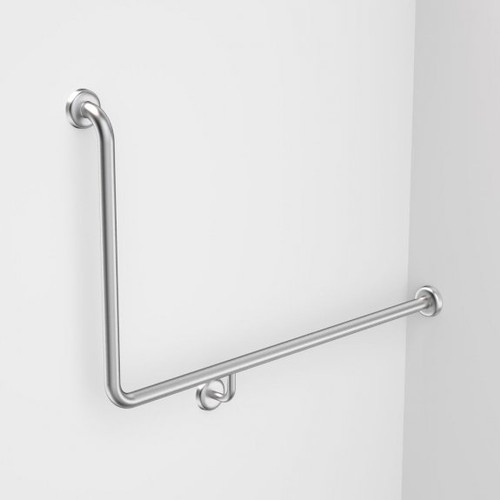 Virtu Comfort Grab Rail 1030x600mm RH - 90° Vertical [165965]