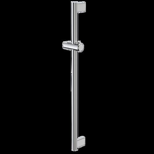Opal Support Shower Rail Straight 900mm - Chrome [193047]