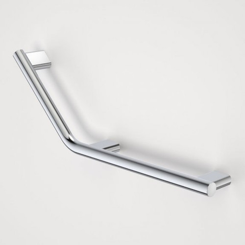 Opal Support Rail 135 Degree Right Hand Angled - Chrome [193050]