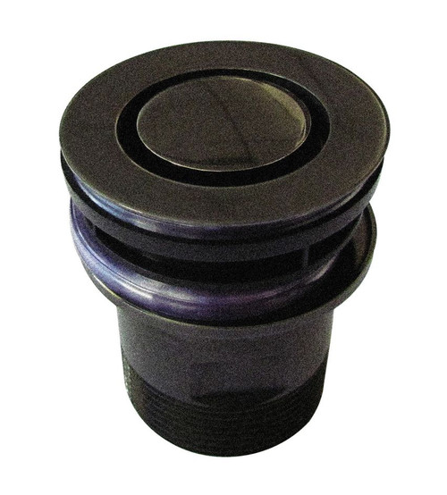 Basin Pop Down ® Plug and Waste, 40mm Connection. Matt Black [150994]