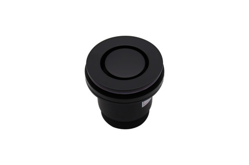 Bath Pop Down ® Plug and Waste, 40mm Connection. Matt Black [150996]