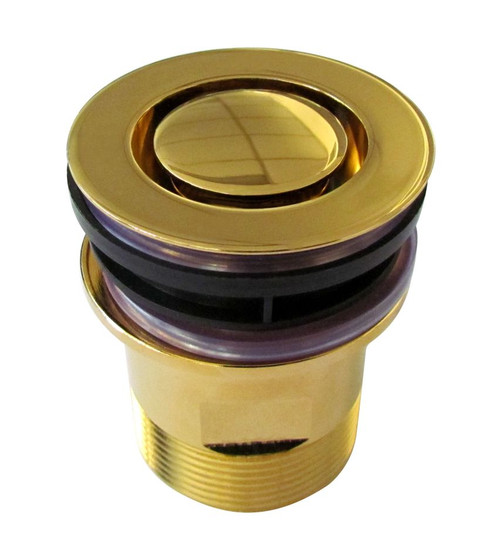 Basin Pop Down ® Plug and Waste, 40mm Connection. Gold [159982]