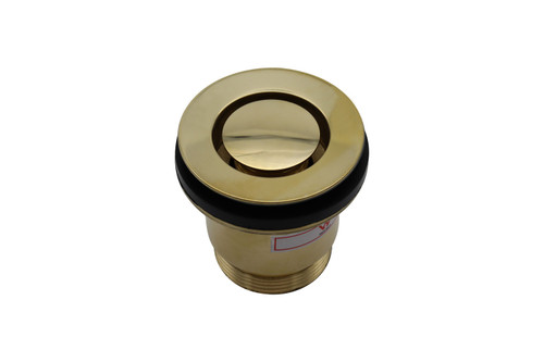 Bath Pop Down ® Plug and Waste, 40mm Connection. Polished Brass [165238]