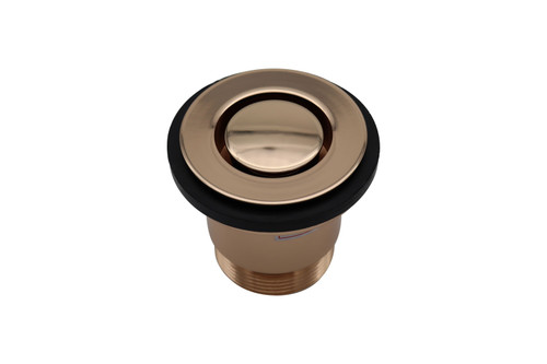 Bath Pop Down ® Plug and Waste, 40mm Connection. Rose Gold [165241]