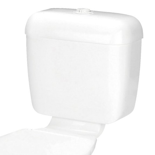 Symphony Connector Bottom Inlet Cistern (includes seat and link) [111306]