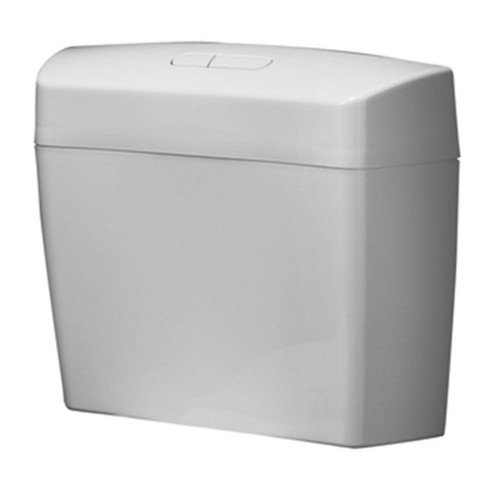 Solitaire II ML/LL Connector BI WELS 3-star Cistern (no seat included) [118938]