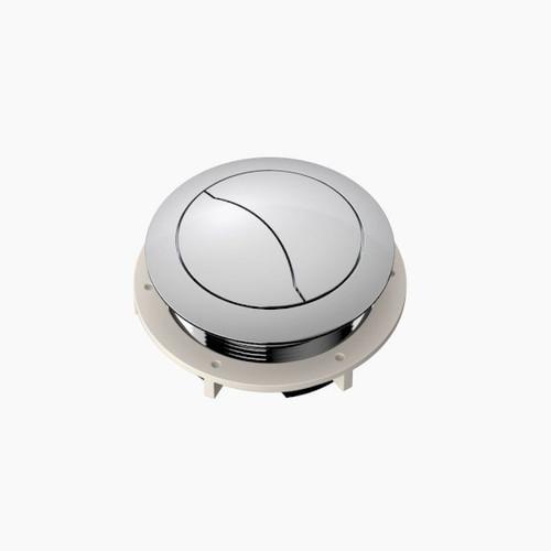 Cistern Flush Button - Chrome [165357]