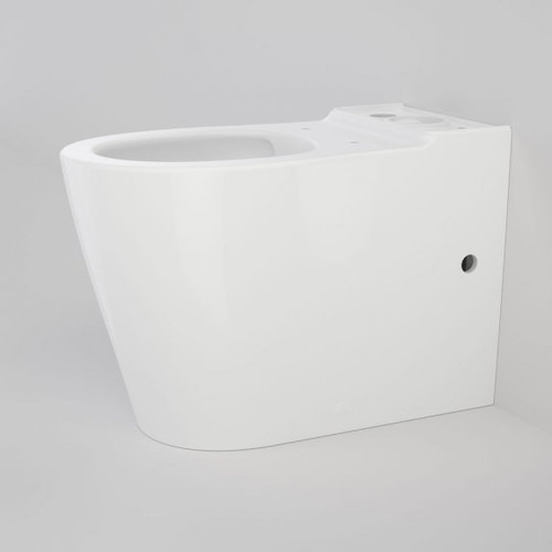 Care 660 Cleanflush Wall Faced Close Coupled Easy Height BI Pan with Uniorbital Connector (NO SEAT & NO CISTERN) [191919]