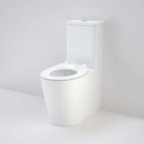 Care 660 Ambulant Cleanflush Easy Height BI Suite with Single Flap Seat White [191997]