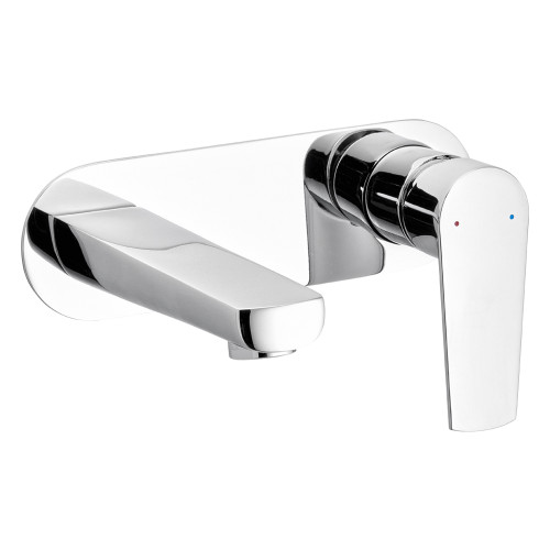 Alpha Basin Or Bath Mixer Set 160mm Spout [152826]