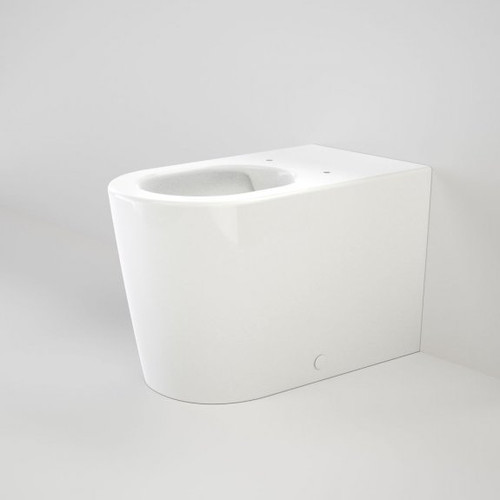 Liano Junior Cleanflush Wall Faced Back Inlet Pan [192042]