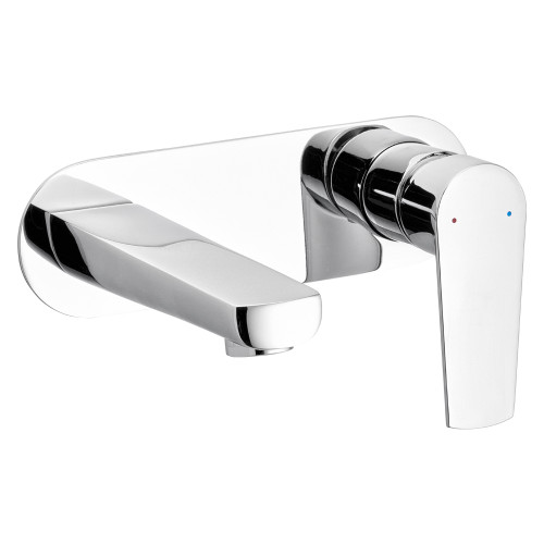 Alpha Basin Or Bath Mixer Set 220mm Spout [152827]