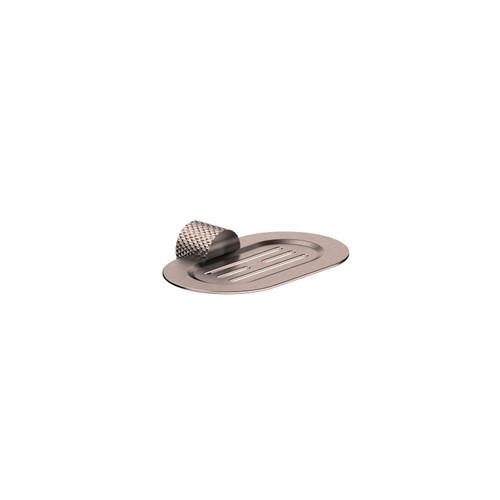 Soap Dish Holder-Brushed Bronze [195821]