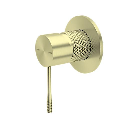 Shower Mixer -Brushed Gold [195796]