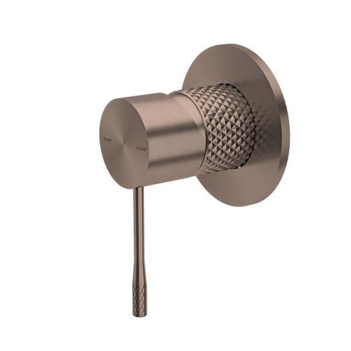 Shower  Mixer -Brushed Bronze [195797]
