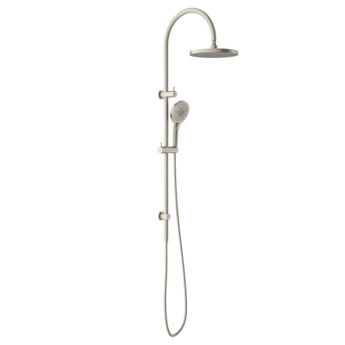 Twin Shower Set-Brushed Nickel [195848]