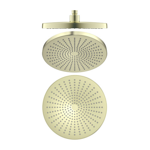 Shower Head-Brushed Gold [195864]