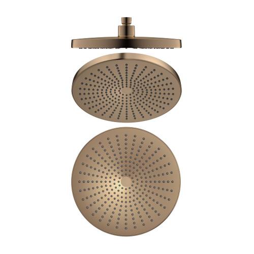 Shower Head-Brushed Bronze [195865]