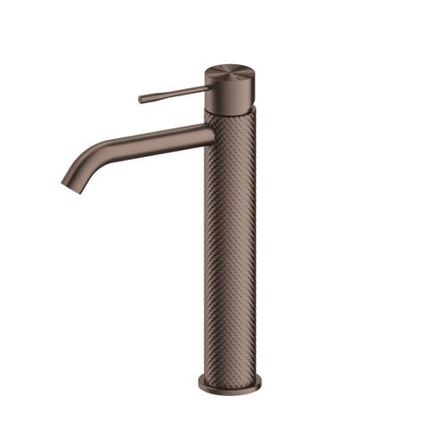 Tall Basin Mixer -Brushed Bronze [195785]