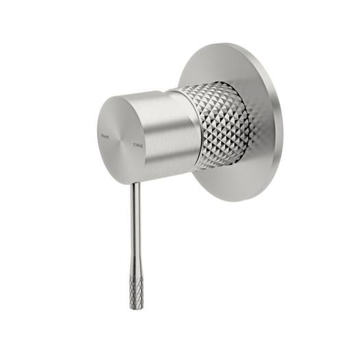 Shower Mixer -Brushed Nickel [195794]