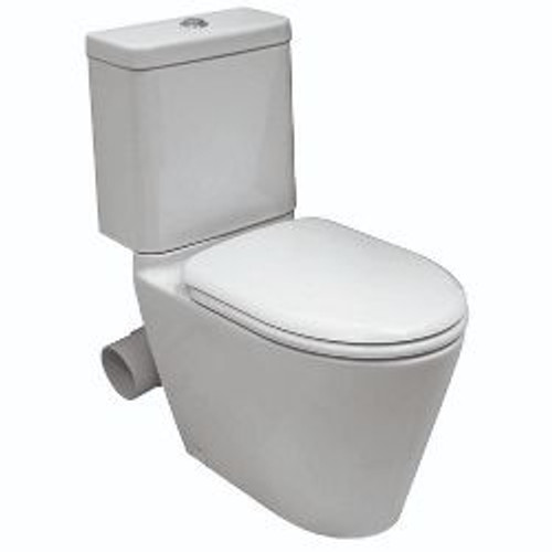 Space Solution C/C Toilet Suite Skew [165143]