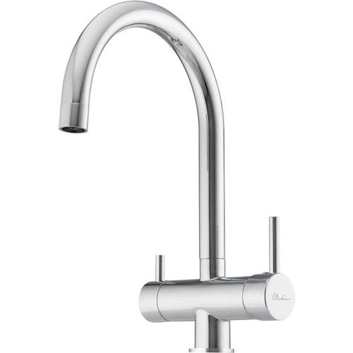 Oliveri Essentials Round Goose Neck 3 Way Filter Tap [154366]