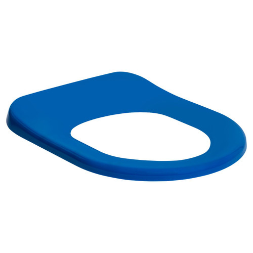 Assist+ Single Flap Toilet Seat Blue [198438]