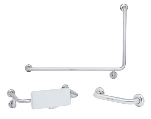 ASSIST SET 2 - BACKREST/300MM/LH 90° [198261]