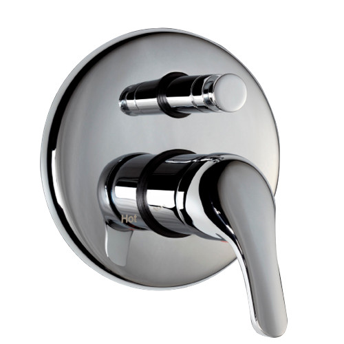 Banjo Bath Or Shower Mixer With Diverter [154454]