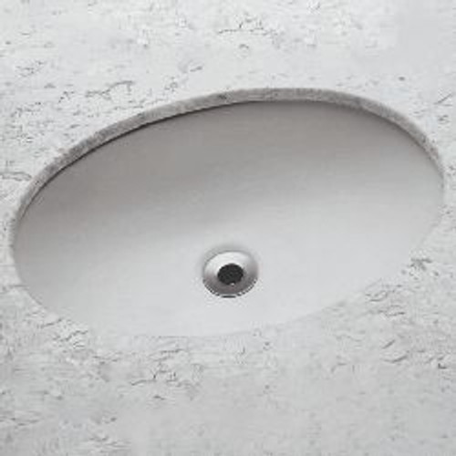 Emilia Large Oval Under Counter Basin 490X330 0Th P/Up [198812]
