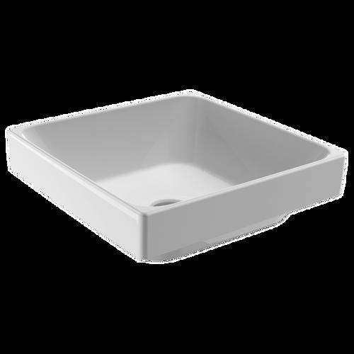 Gemelli Square Semi-Inset Basin 400X400 0Th P/Up [198816]