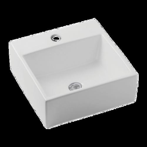 Quado Counter Top Basin 350X350 1Th P/Up [198825]