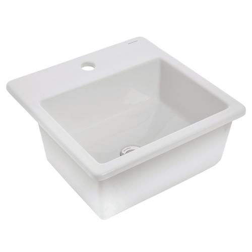 Quado Square Vanity Basin 420X420 1Th P/Up [198826]