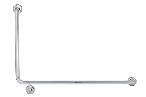 Grab Rail Angled 90Deg 950x600mm (32x1.2) RHS [198580]
