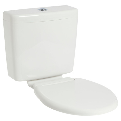 Windsor Plastic Cistern With Seat & Link Wels 4 Star [198620]